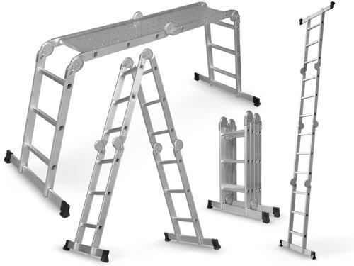 купить шарнирную лестницу